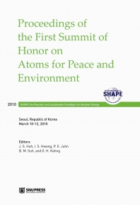 Proceedings of the First Summit of Honor on ~